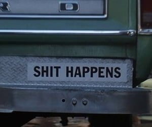 quotes, shit happens, and forrest gump image