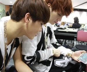 idols, yoonmin, and 슈가 image