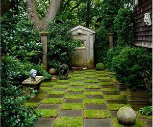 decor, garden, and gardening image