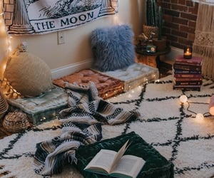 aesthetic, books, and chill image