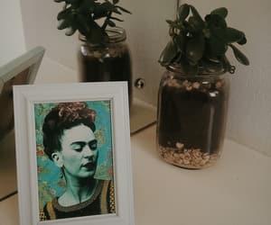 aesthetic, Frida, and plants image