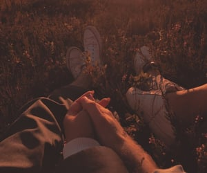 boyfriend, girlfriend, and romantic image
