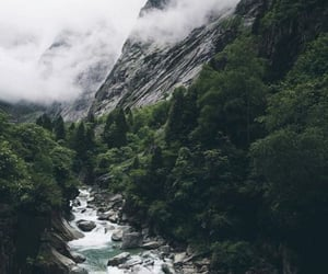 explore, green, and mountains image
