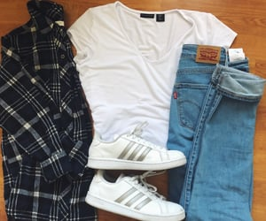adidas, basic, and outfit image