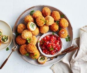 Chicken, food, and kiev image
