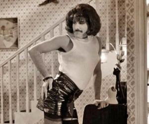Queen, Freddie Mercury, and i want to break free image
