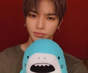 taeyong, nct, and ty track image