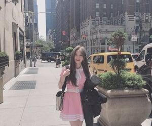 asian, dress, and girl image
