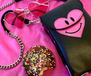 accessories, bags, and pink image