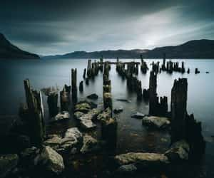 dramatic, scotland, and loch ness image