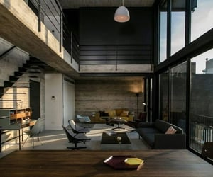 dream home, goals, and living room image