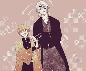demon slayer, cute, and kimetsu no yaiba image