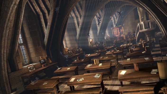 Image About Harry Potter In Hogwarts By M Auraphane