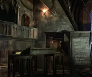 classroom, harry potter, and defence image