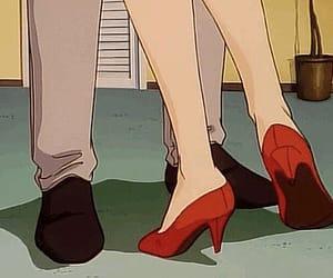 anime, aesthetic, and retro image