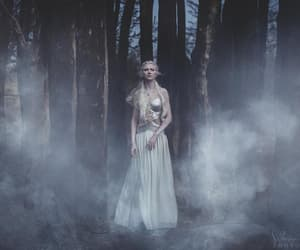 beauty, costume, and fantasy image