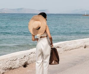 fashion, aesthetic, and beach image