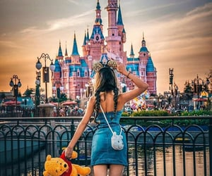 disney, magie, and mickey image