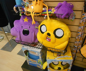 JAKe, adventure time, and cute image