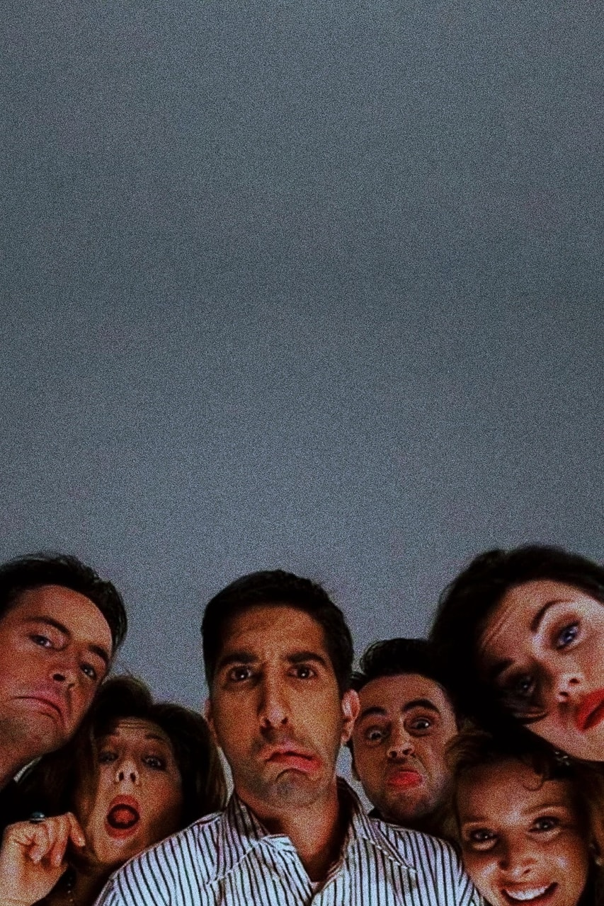 Friends Wallpaper For Phone Uploaded By S E N N I