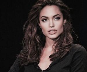 Angelina Jolie, beautiful, and girl image