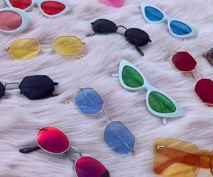 sunglasses, glasses, and 90s image
