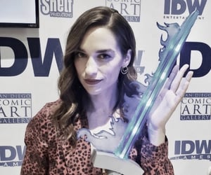 ready or not, melanie scrofano, and wynonna earp image
