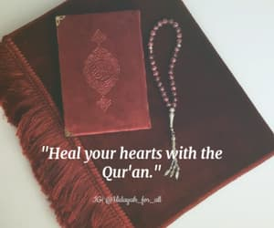 heal, islam, and quran image