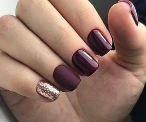 trendy, nail desings, and 😍 image