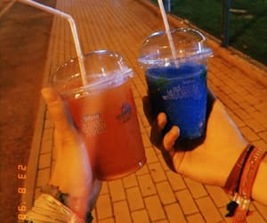 colour, hujicam, and drink image