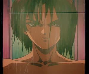 anime girl, retro anime, and gif image