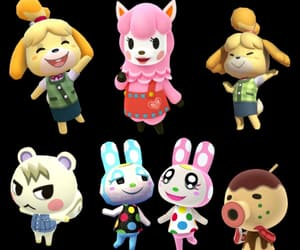 animal crossing, editing, and png image