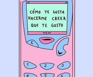 frases, phone, and sad image
