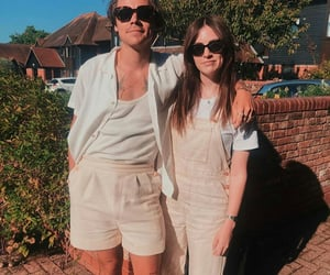 harry and gemma are siblings goals