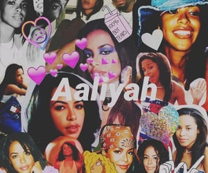 aaliyah, playlist, and article image