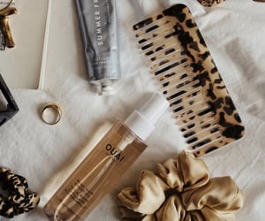 accessories, chanel, and comb image