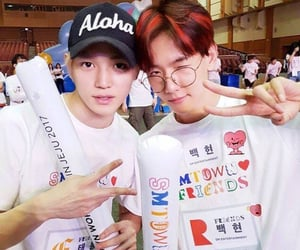 nct taeyong and exo baekhyun