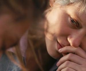 Lea Seydoux, blue is the warmest color, and la vie d'adèle image