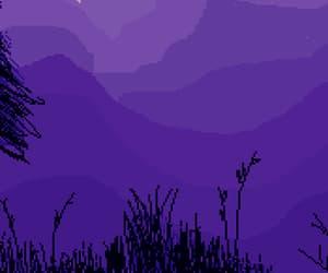 header, landscape, and pixel image
