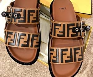 fendi, fashion, and shoes image