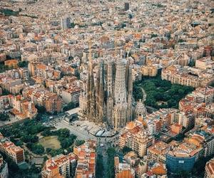 Barcelona and spain image