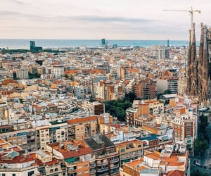 Barcelona and spain image