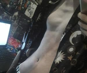 belly, body, and boy image