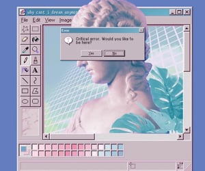 80s, 90s, and aesthetic image