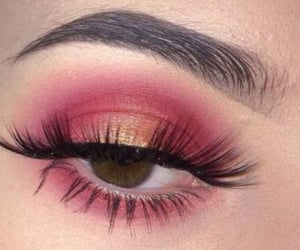 lashes, brows, and makeup image