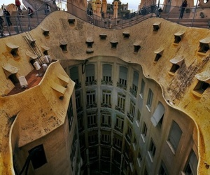 Barcelona, architecture, and spain image