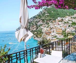 adventure, travel, and Amalfi coast image