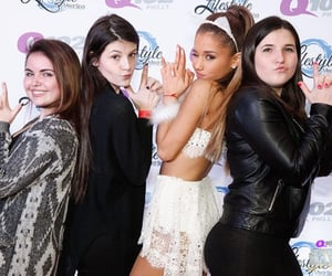 famous, ariana grande, and celebrity image