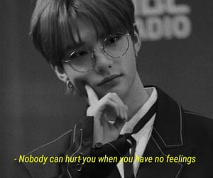aesthetic, k-pop, and quote image