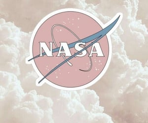 nasa, pink, and rose image
